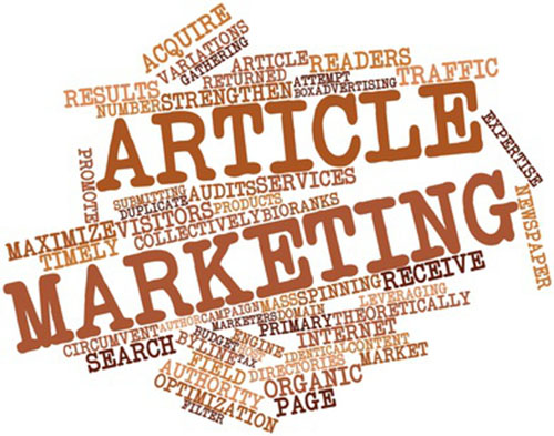 Article Marketing SEO